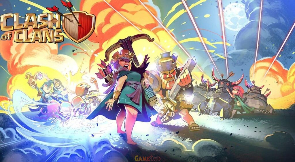 Clash of Clans Download Mobile Android Game APK Files