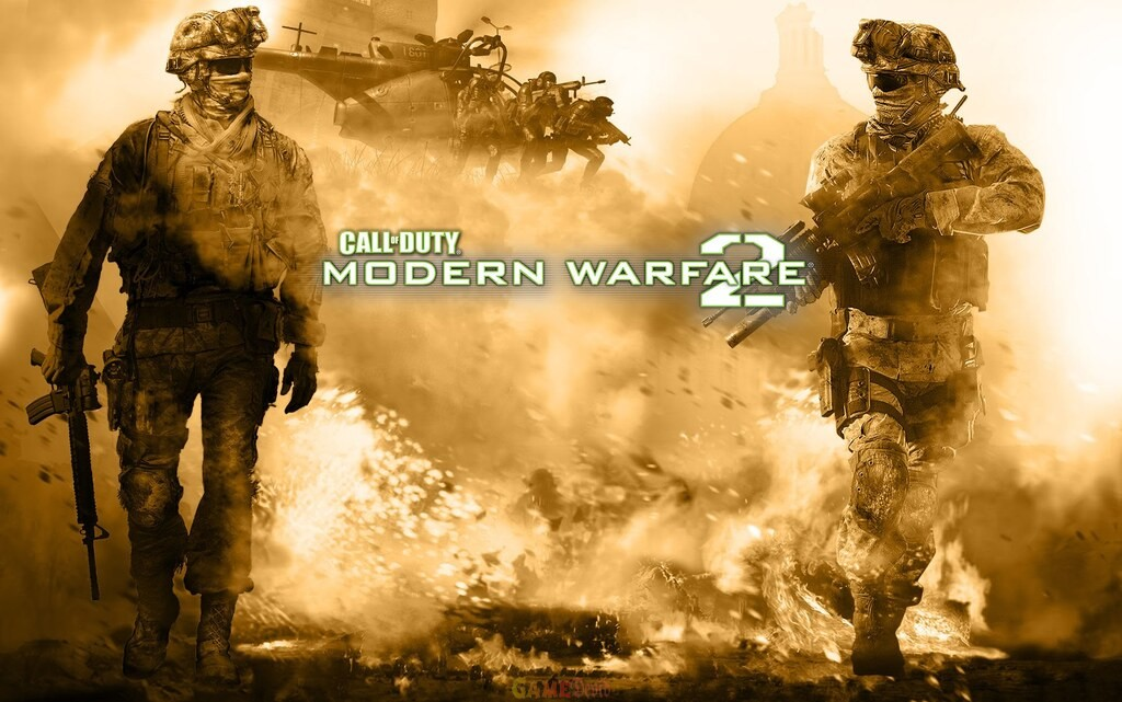 Official Call of Duty: Modern Warfare PC Game Download New Edition