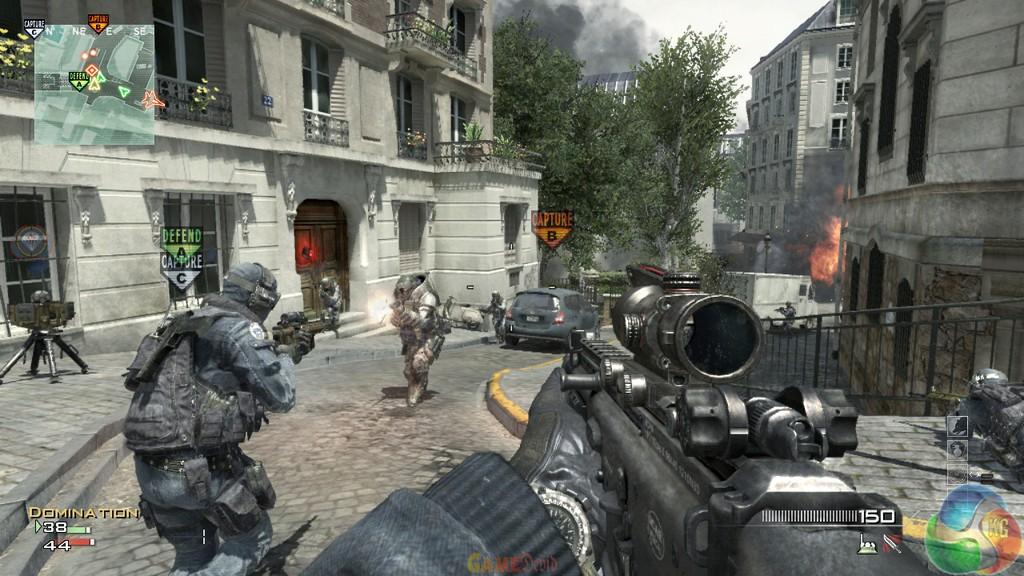 Call of Duty: Modern Warfare HD PC Game Version Download Free