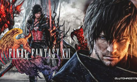 FINAL FANTASY XVI PS5 BRAND NEW EDITION GAME DOWNLOAD HERE