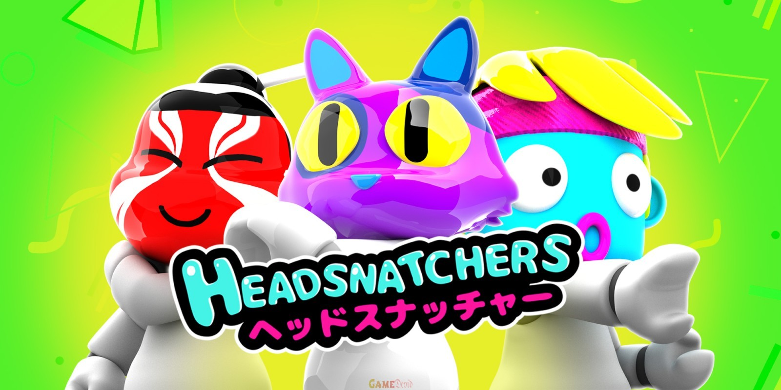 Headsnatchers XBOX One Game Version Download Now
