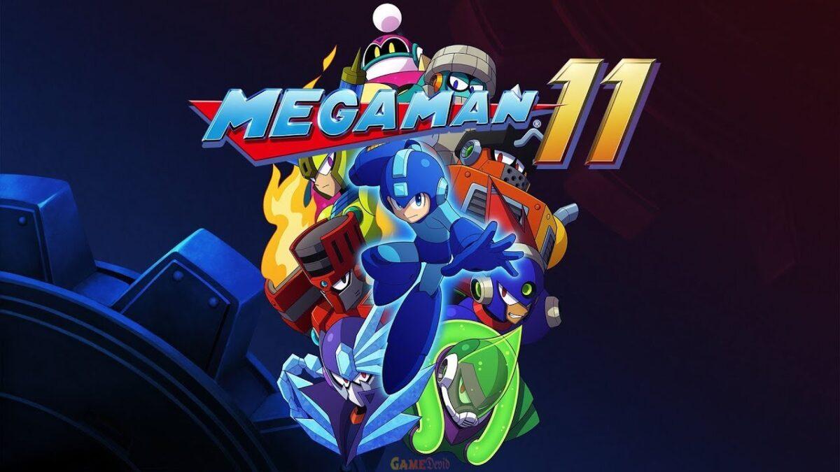Mega Man 11 Game Download iOS Version Free