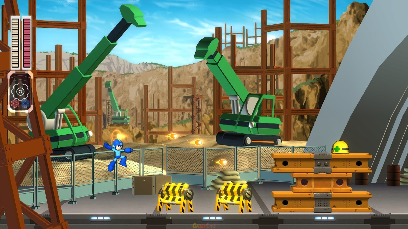 Mega Man 11 Mobile Android Game New Edition Download
