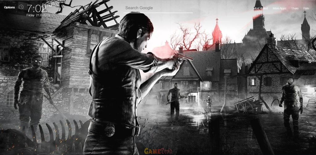 The Evil Within 2 Get Complete 2020 PS5 Game Download