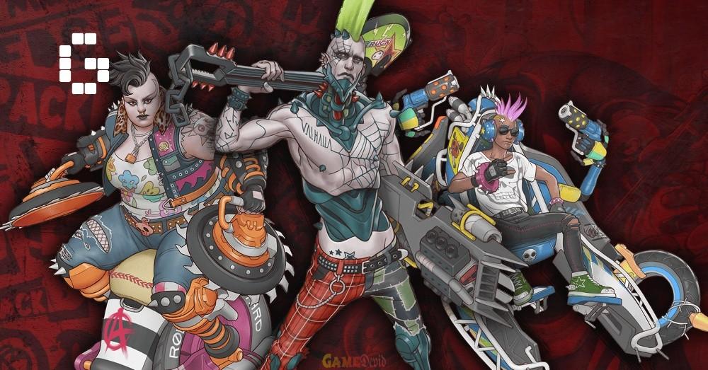 BLEEDING EDGE PS4 FULL GAME PREMIUM DOWNLOAD FREE