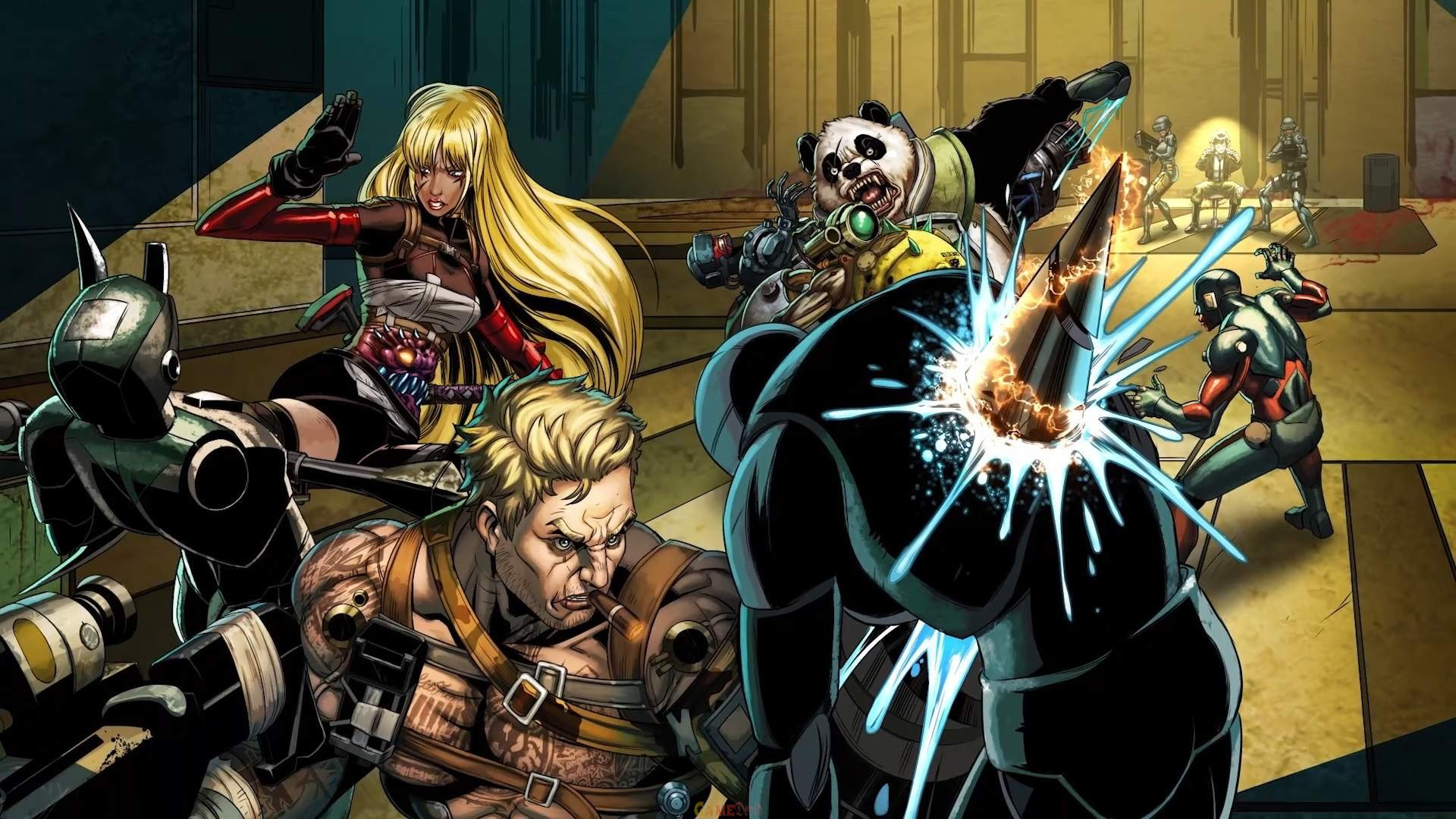 CONTRA:ROGUE CORPS IOS GAME VERSION DOWNLOAD FREE