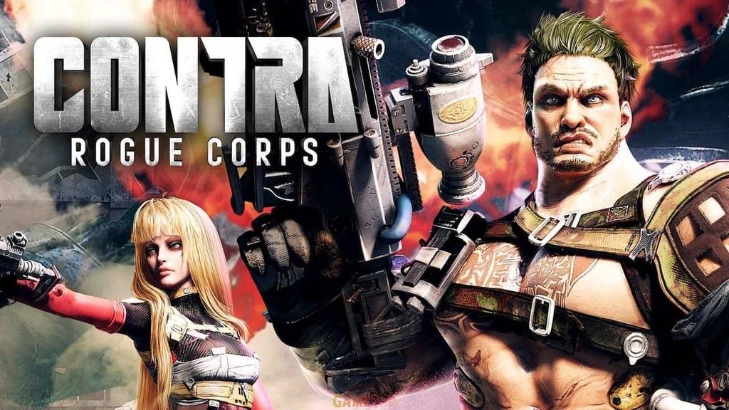 Contra: Rogue Corps PS5 Latest Game Version Download Now