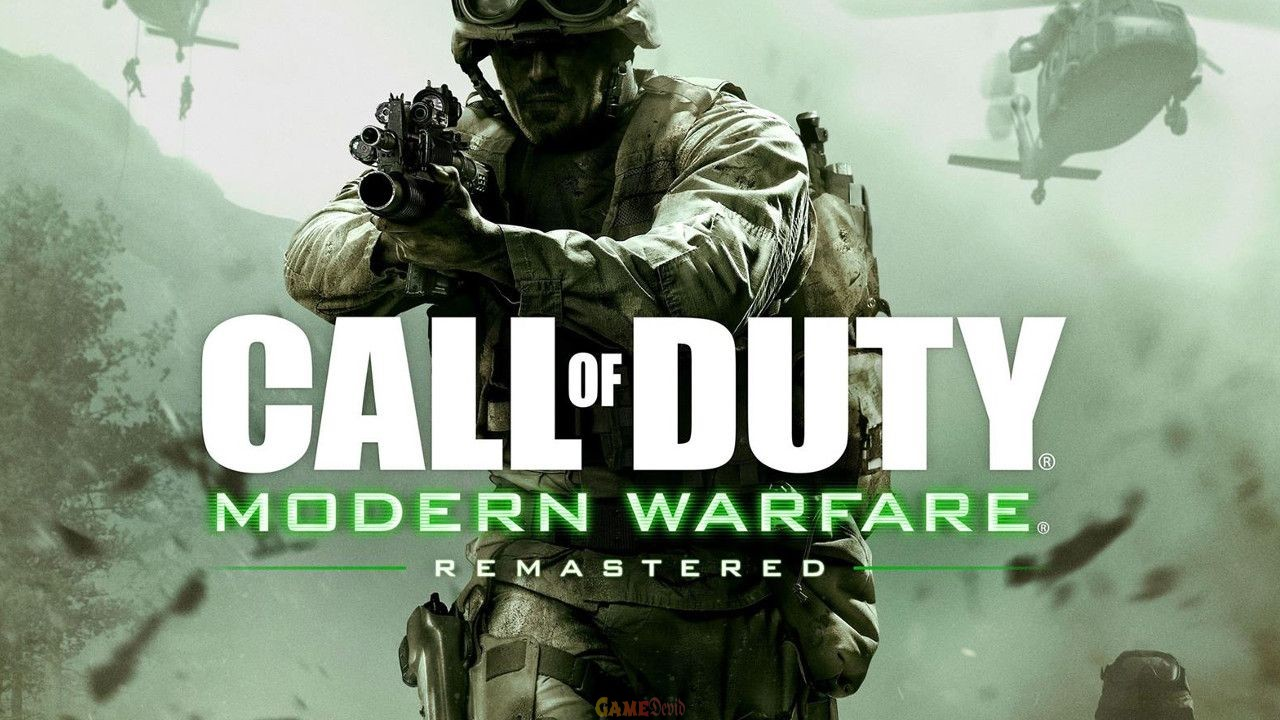 Call of Duty: Modern Warfare PS4 GAME EDITION DOWNLOAD