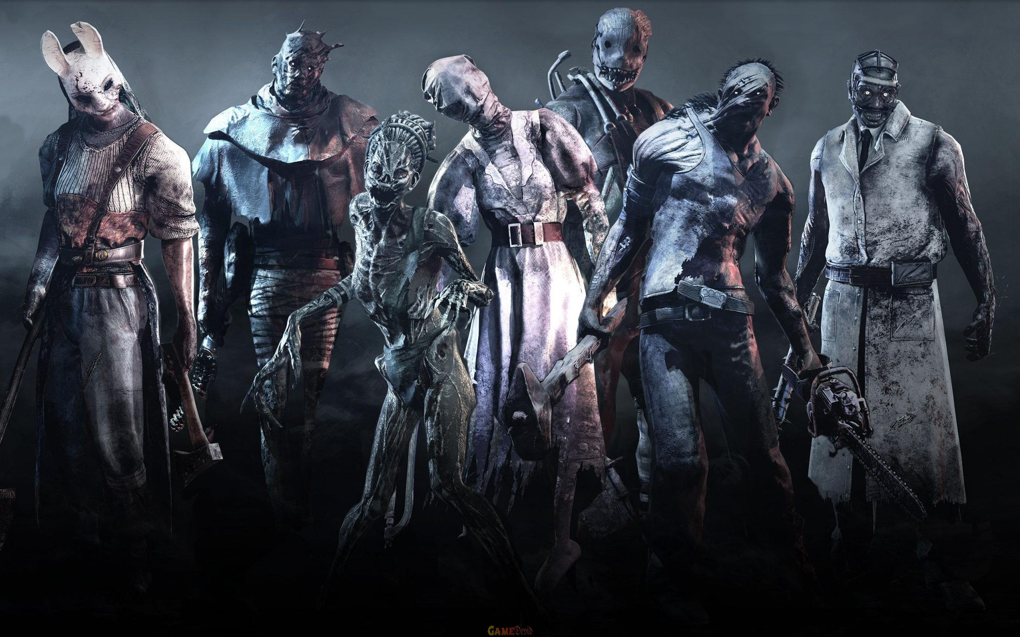 Dead by Daylight Official PC Game Full Setup Download Now