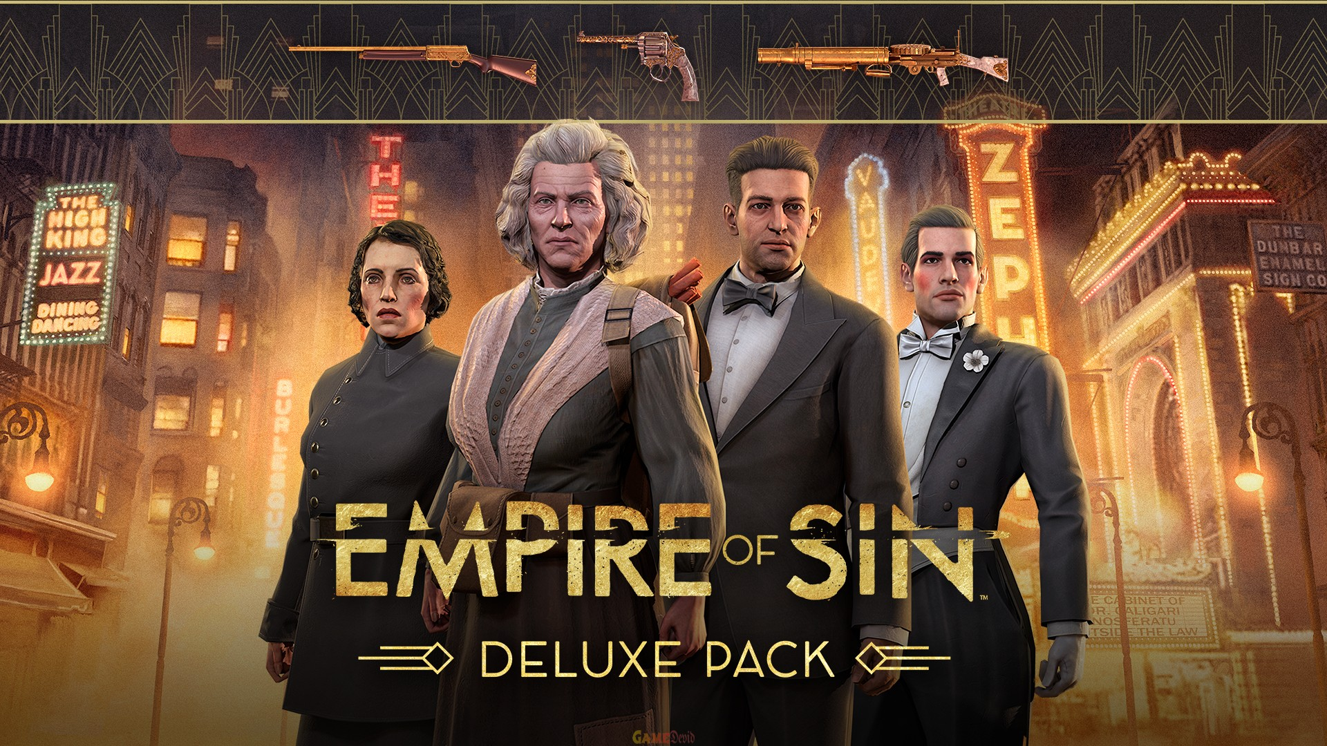 Empire of Sin PC Full Game Version Download Now