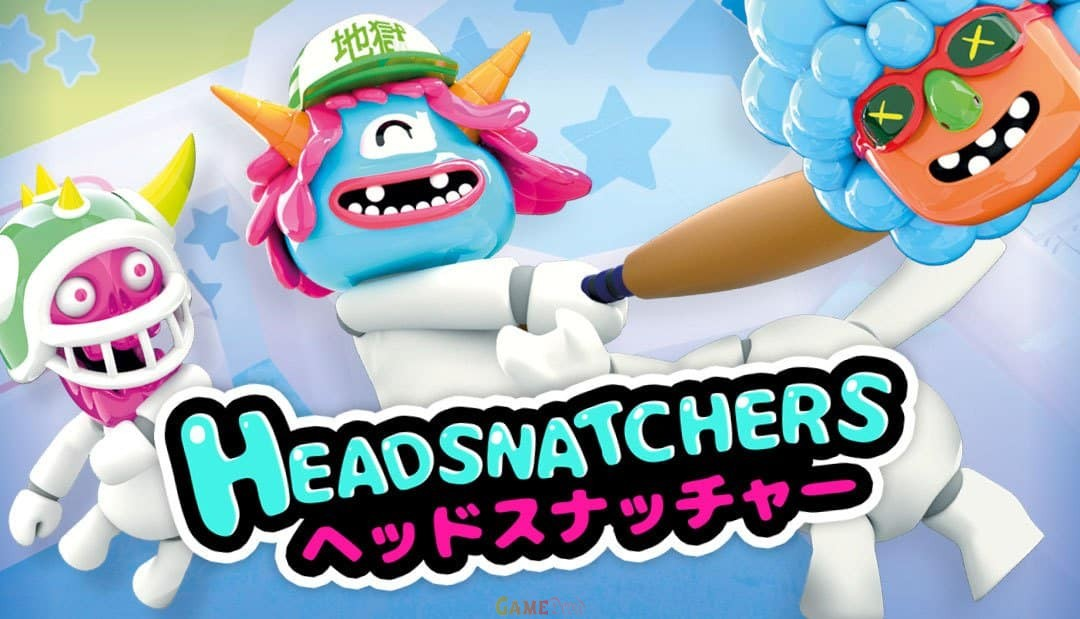 Headsnatchers PS4 Latest Game Version Download