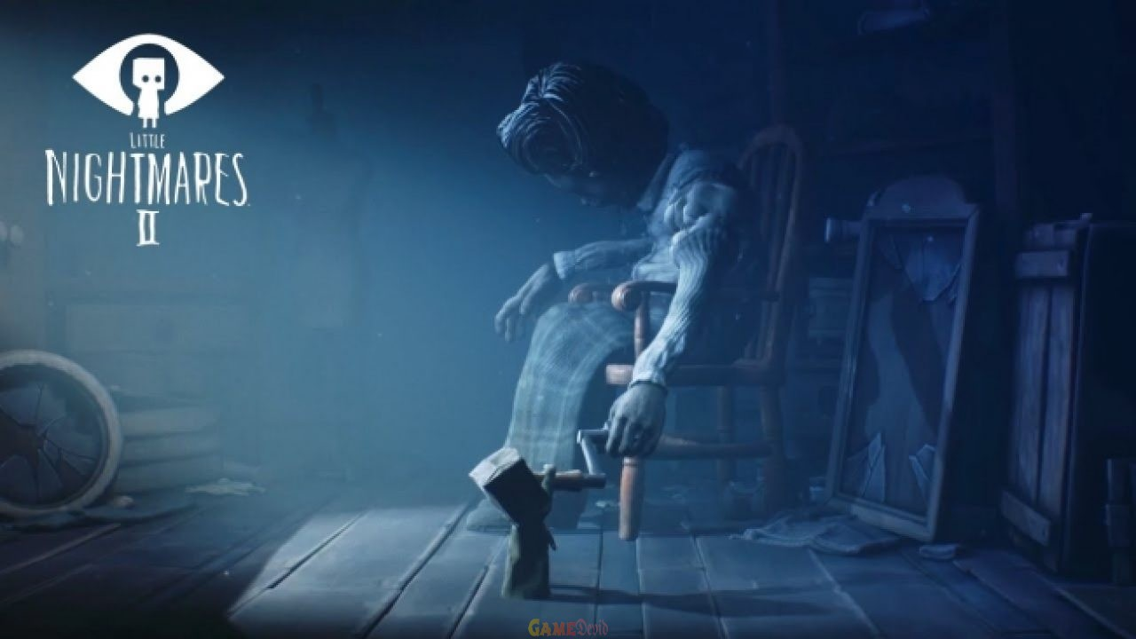Little Nightmares 2 Download PS5 Latest Game New Edition