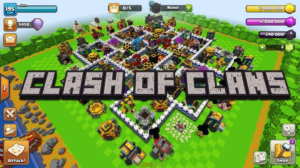 Clash of Clans PS Game New Version Download Now