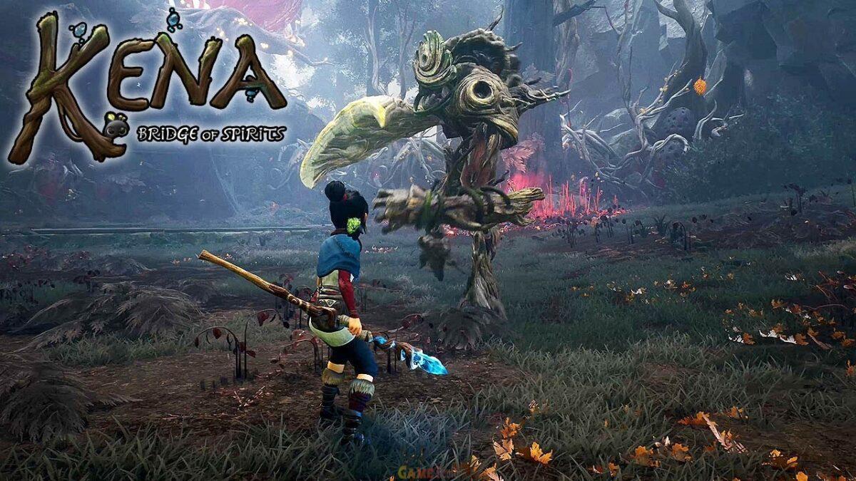 KENA:BRIDGE OF SPIRITS XBOX GAME VERSION DOWNLOAD