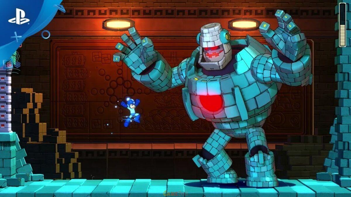 Mega Man 11 PlayStation Premium Download Edition