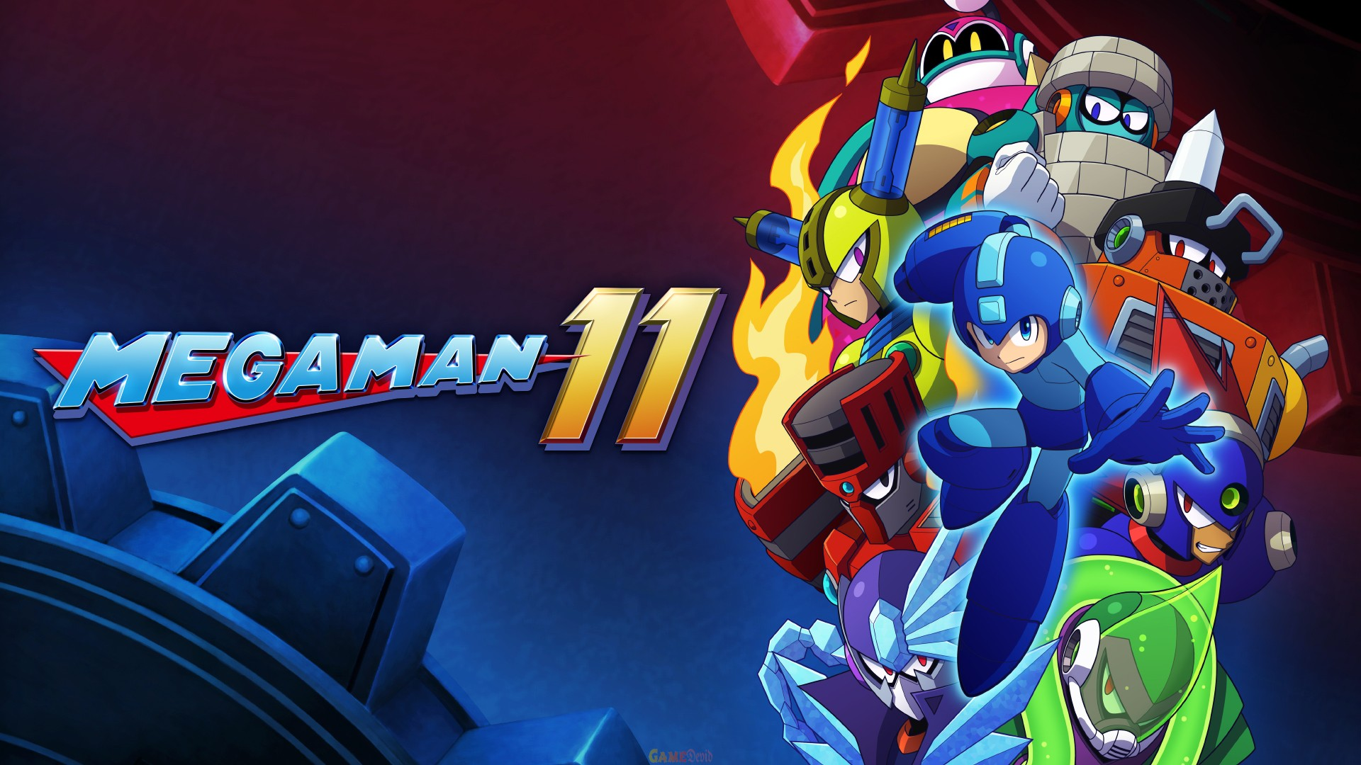 Mega Man 11 Official PC Cracked Game Edition Download