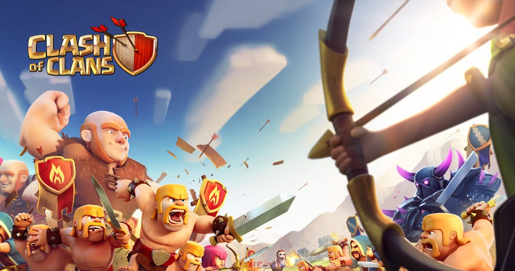 Official Clash of Clans PC Game Latest Edition Download