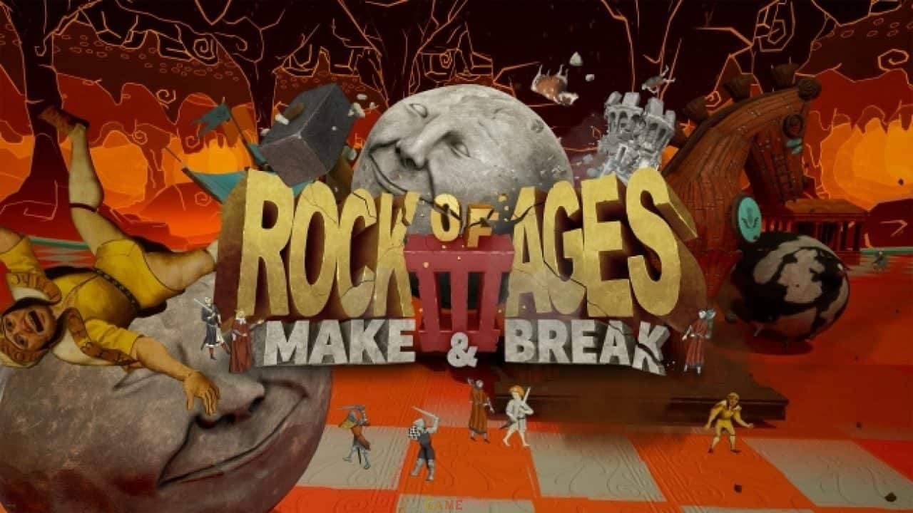 Official Rock of Ages III: Make & Break 4k PC Game Download