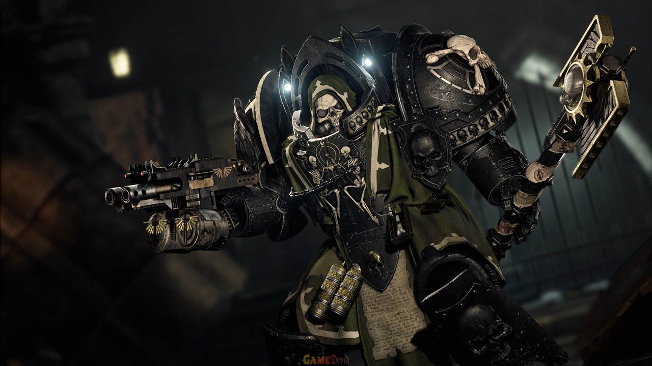 Space Hulk Deathwing Latest iOS Game Version Download