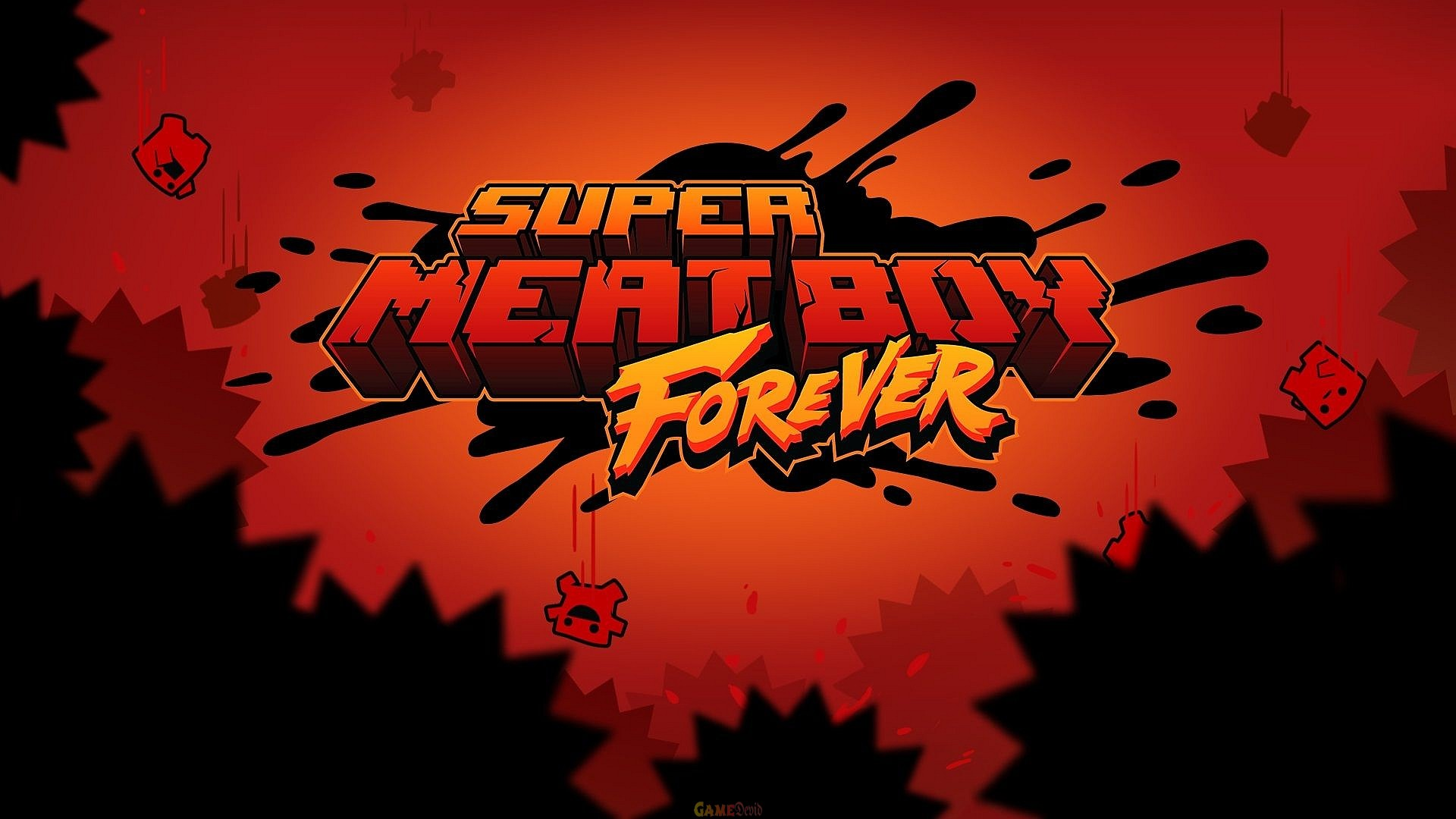 Super Meat Boy Forever Mobile Android Game APK Download