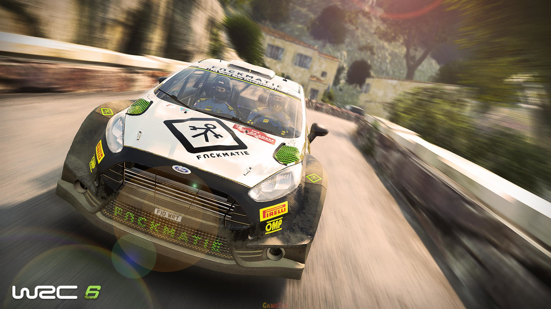 WRC 6 Ultra HD PC Game Full Free Version Download Here