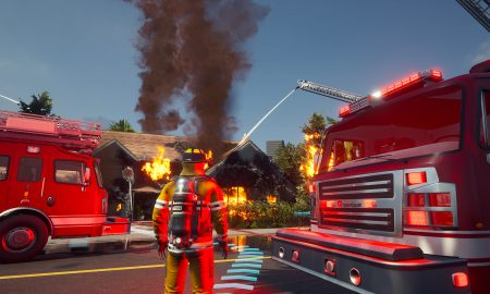Firefighting Simulator PS4 Latest Game Season Download