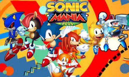 Sonic Mania 2020 Nintendo Switch Game Version Download