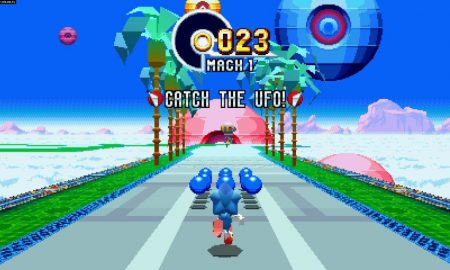 Sonic Mania iPhone iOS Game Best Version Download Free