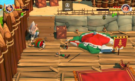 Asterix & Obelix XXL 3: The Crystal Menhir XBOX Game Complete Download Now