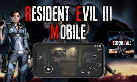 Resident Evil 3 Mobile Android Game APK Pure File Download