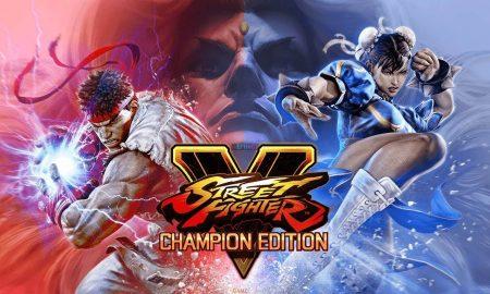 Street Fighter 5 NINTENDO Game Version Full Setup Download