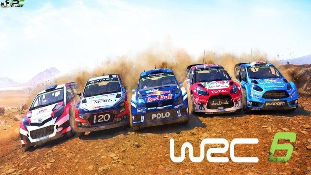Download WRC 6 NINTENDO SWITCH Latest Game Setup