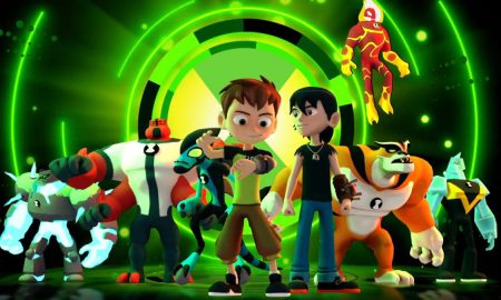 Ben 10: Power Trip Download PS5 Complete Game Setup