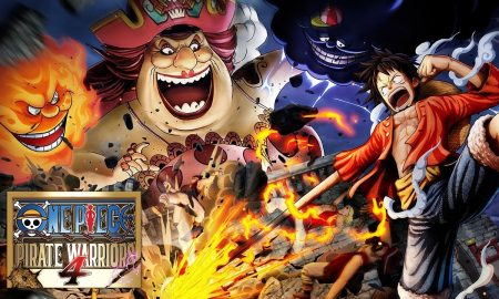 One Piece: Pirate Warriors 4 iPhone iOS Game Full Updated Edition