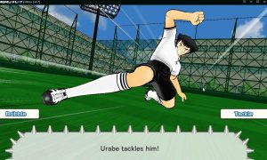 Captain Tsubasa Rise of New Champions PC Complete Game Direct Torrent Download