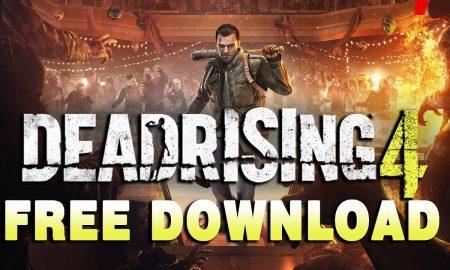 DEAD RISING 4 iOS Game Premium Version Download Here