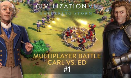 Civilization 6: Gathering Storm Download Android Game New Season