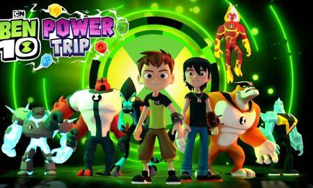 Ben 10: Power Trip Download IOS Game Complete Season Free