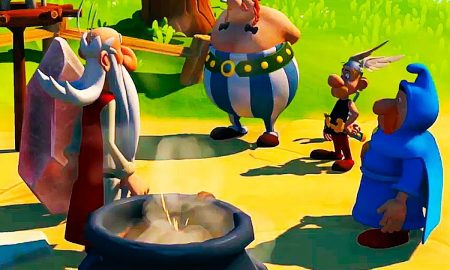 Asterix & Obelix XXL 3: The Crystal Menhir NINTENDO SWITCH game version Download