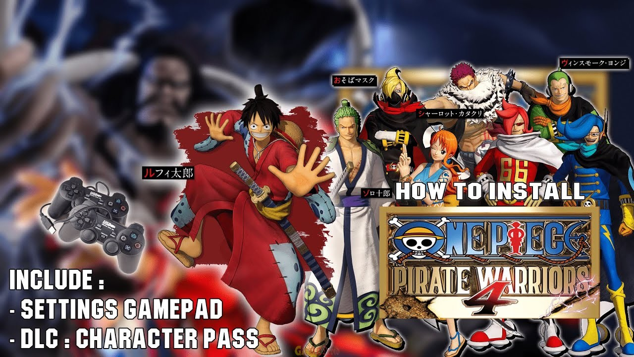 One Piece: Pirate Warriors 4 Mobile Android Game APK File Download