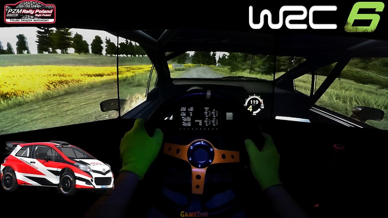 DOWNLOAD WRC 6 IOS GAME UPDATED FULL VERSION