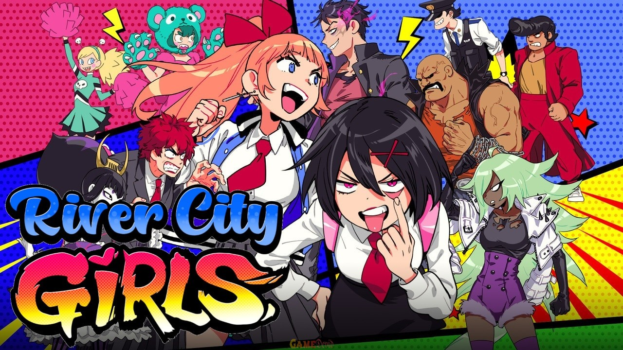 River City Girls Nintendo Switch Free game Complete Download