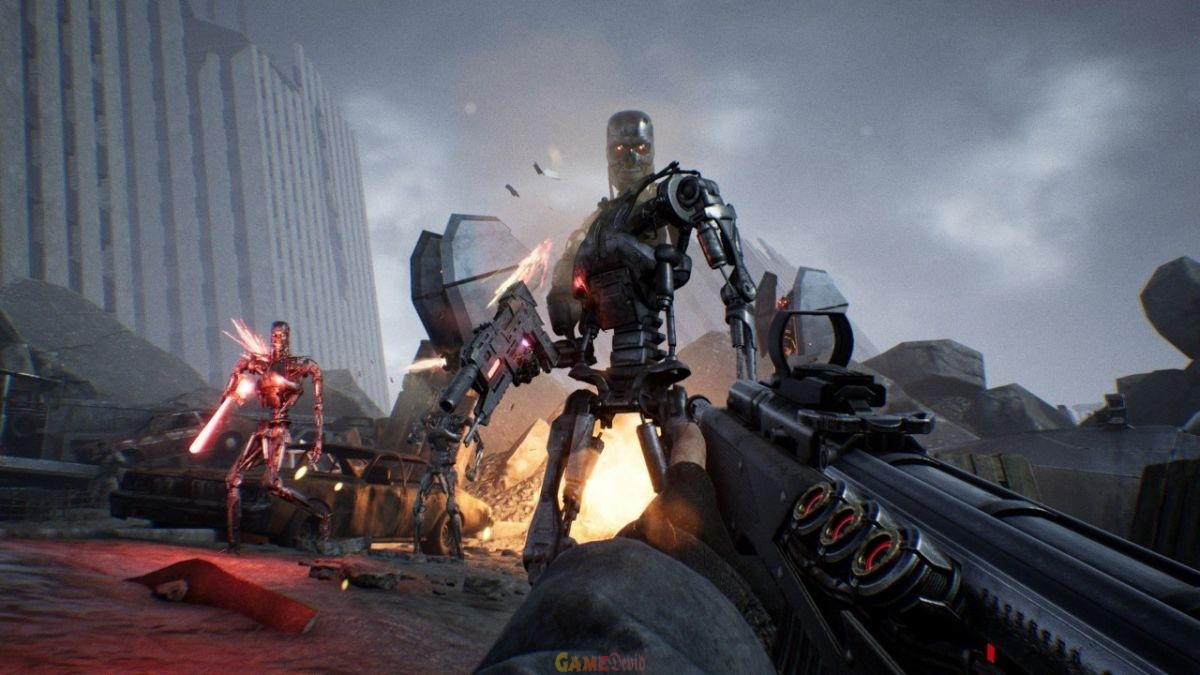 Terminator: Resistance Download Xbox One Game Latest Edition Free