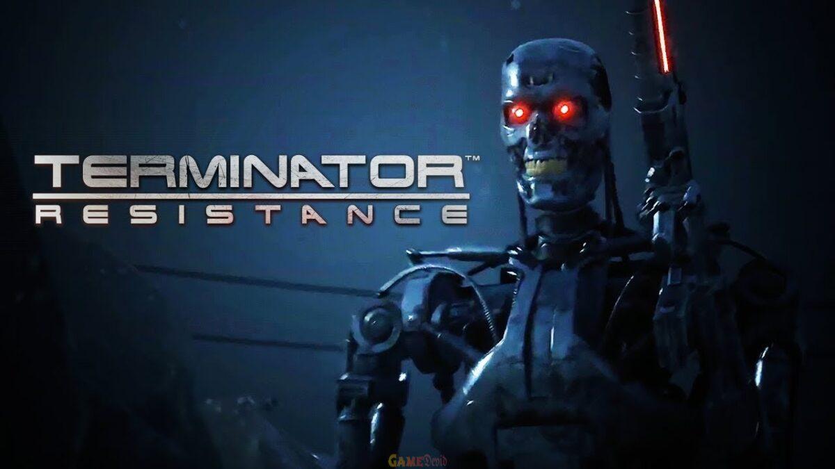 Terminator: Resistance Nintendo Switch Game 2021 Full Season Download
