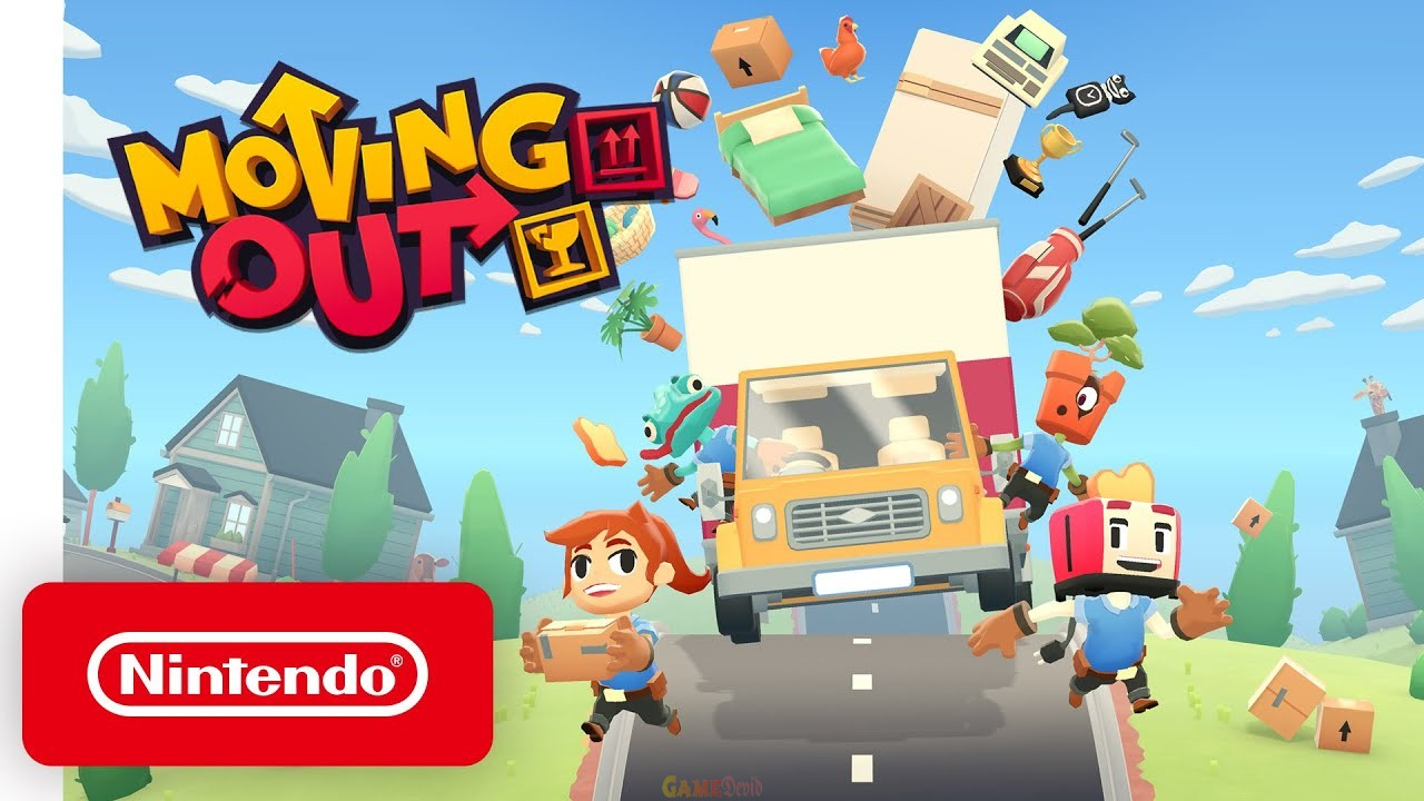 Moving Out Nintendo Switch Game 2021 Full Version Download