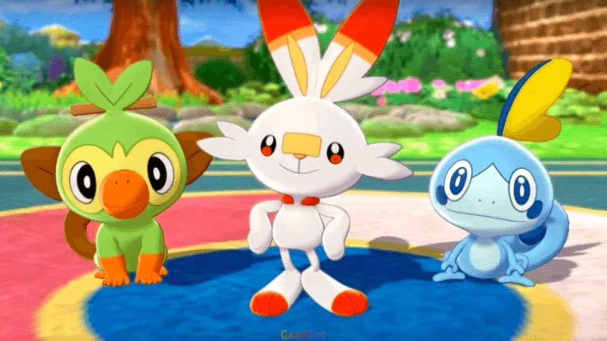 Download Pokemon Sword and Shield XBOX One Game Cracked Edition Free Setup  - GameDevid
