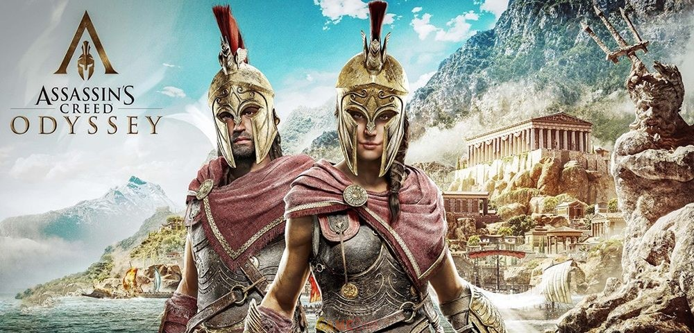 Assassin's Creed Odyssey Official PC Cracked Game Setup Download