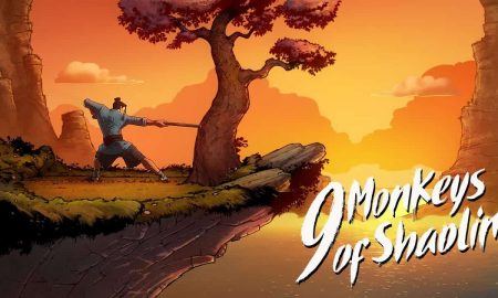 9 Monkeys of Shaolin Mobile Android Game APK Download