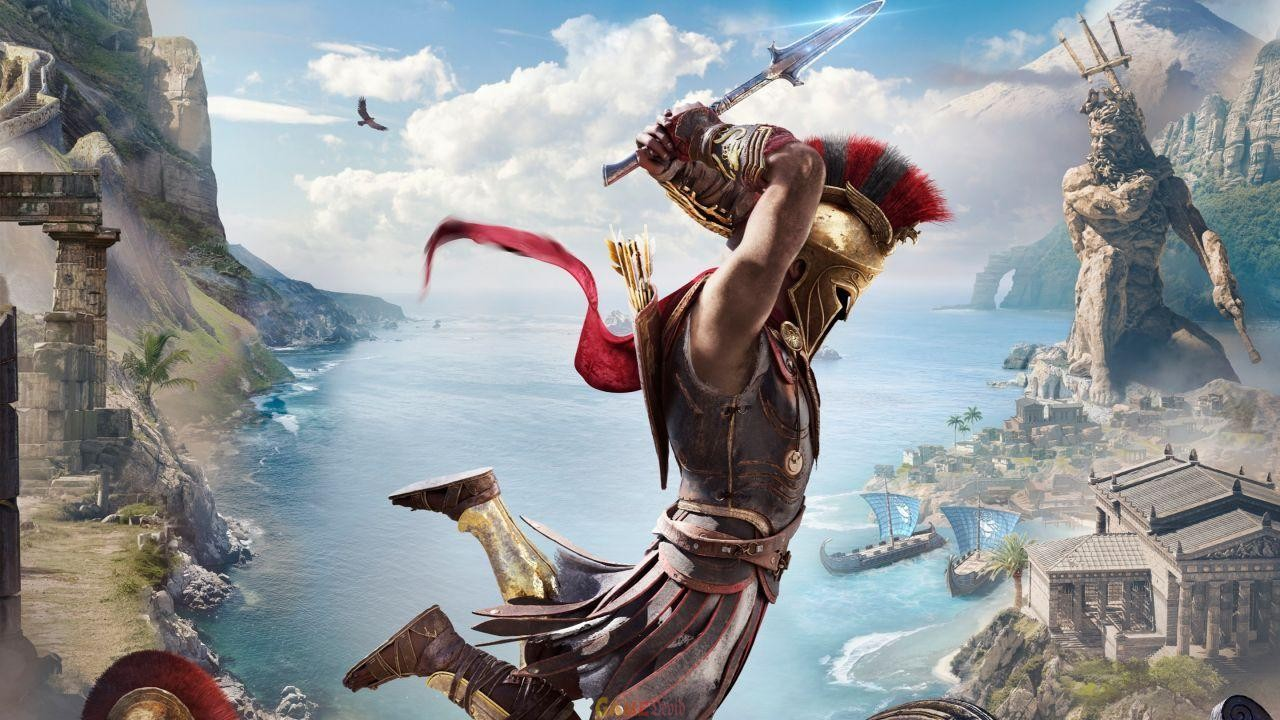 Assassin's Creed Odyssey PS3 Game Download 2021 Full Season