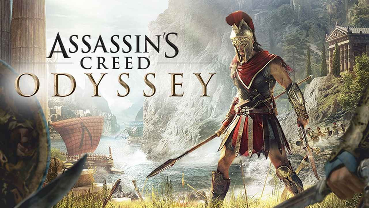 Assassin's Creed Odyssey PS2 Game Download Latest Edition
